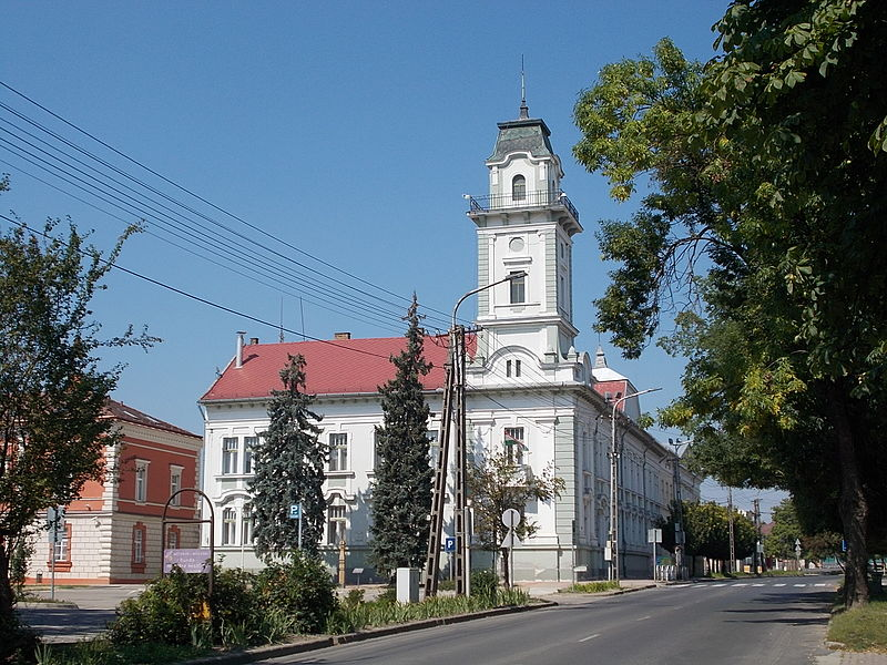 City_Hall._-_Tamási,_Hungary