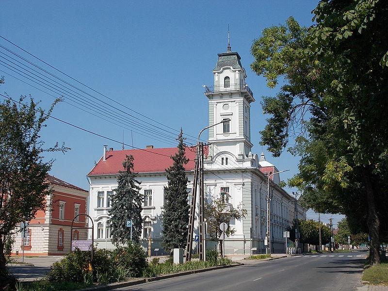 City_Hall._-_Tamási,_Hungary
