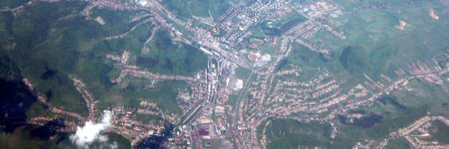 Ózd – A gyár köré épült város