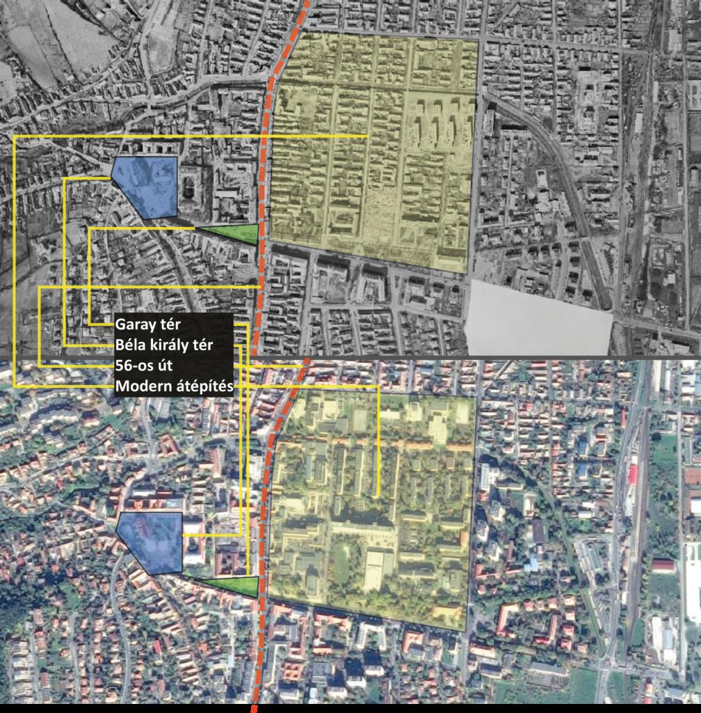 google térkép szekszárd Szekszárd – Ahol a modern is alázatos | Összkép