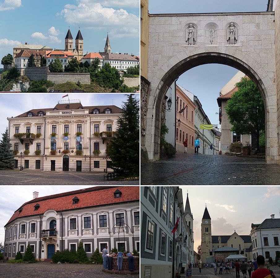 KultVeszprém: Egy város a Balaton felett