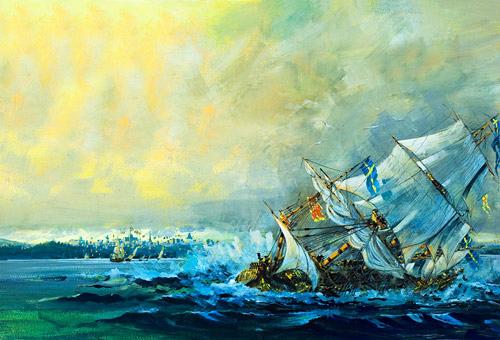 Egy első útján elsüllyedt vitorlás dicsősége – Gondolatok a stockholmi Vasa múzeumban