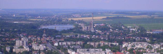 Tatabánya – Vándorló városközpont