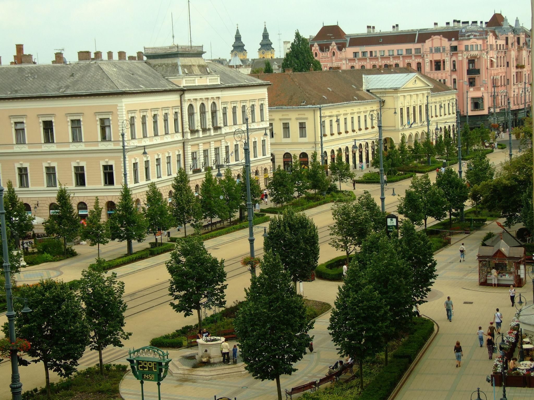 Debrecen – Egy vargabetű lezárása