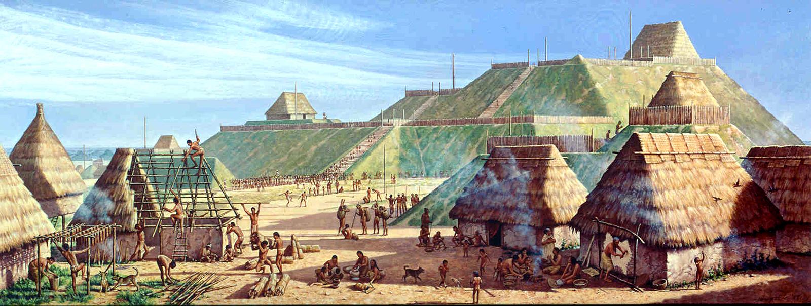 A vadnyugat nem az ősi Észak-Amerika – Avagy mit kaptak az indiánok az európaiaktól?