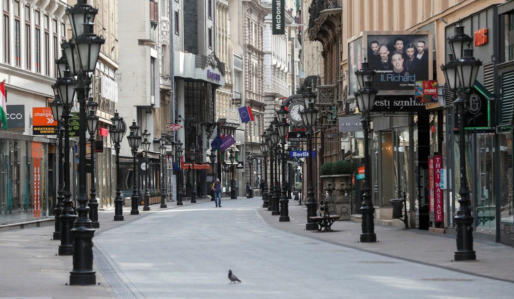 Koronavírus: Nyertes kisvárosok, vesztes városközpontok